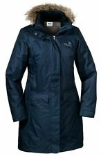 Jack Wolfskin - Quebec Coat Women - S-XL - night blue - Damen Kurzmantel