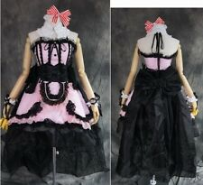 H-008 Gr. M MACROSS F Sheryl Nome Gothic Lolita Cosplay costume dress Kleid