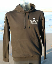 OUTSIZE  pullover Hoodie jolly roger  Sea Shepherd 5L 4L 3L  Extra large