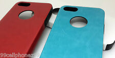 LEATHER FINISH PREMIUM BACK COVERS FOR YOUR APPLE IPHONE 5/5s