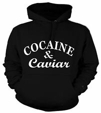 Cocaine and Caviar Swag Hipster Hoodie Unisex size S - XXL