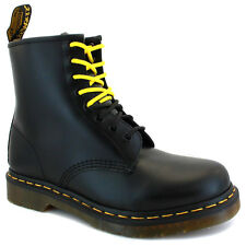 Dr Martens 1460 Unisex Leather Boots Black New Shoes All Sizes