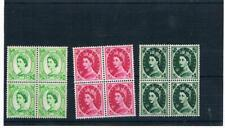 GB Stamps Various Sets
