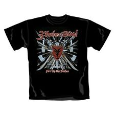 3 Inches Of Blood - Blades Cover - T-Shirt - Größe Size S - M - L - XL