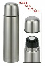 inox Bouteille isolée Thermos Thermos 0,35 0,5 0,75 1,0L doppelwa