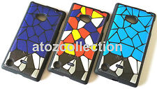 Silicone Back Cover Case for Samsung Galaxy Note 2 II N7100 + Tempered  Glass