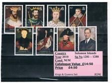 GB Commonwealth Stamps - Oceania Sets