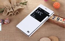 For Xiaomi Mi3 M3 MIUI Smart S View Leather Flip Stand Case Cover