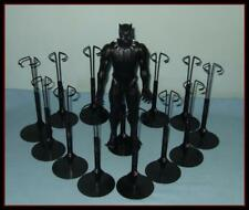 12 One Dozen BLACK Kaiser Display Stands For KEN  Dolls & 12