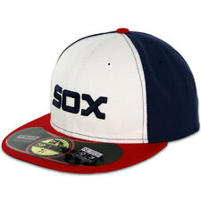 Chicago WHITE SOX ALTERNATE Throwback New Era 59FIFTY Fitted Cap MLB OnField Hat