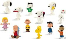 Schleich Peanuts Snoopy Woodstock Charlie Brown Belle Lucy Sally Linus Franklin