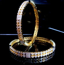 BAN4477, Daphne Sparkling AD studded Bangles, rings design, best Gift for Wife