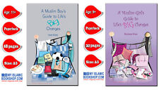 A Muslim Boy's / Girl's Guide to Life's Big Changes Islamic Kids Book Gift Ideas