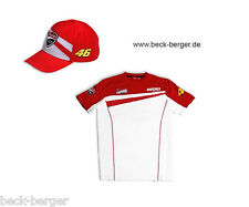 Ducati Corse Rossi Fan Package T-Shirt Team & Cap MOTO GP NEW