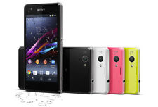 ★Back Battery Door Glass Panel with Adhesive for ★Sony Xperia Z1 Mini / Compact★