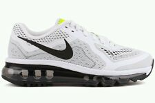 Nike Wmns Air Max 2014 White Black Womens Cushion Running Shoes Sneakers
