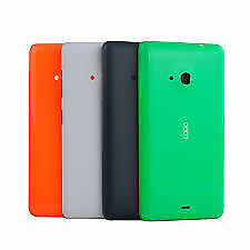 100% Original BACK BATTERY DOOR PANEL for NEW NOKIA LUMIA 535 HOUSING COVER CASE