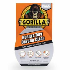 Gorilla Clear Repair Tape - Fix Patch Seal Hold & Protect - Easy Tear