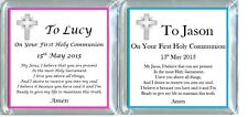 First Holy Communion Mug Coaster Keepsake Gift Holy Confirmation Keepsake Gift