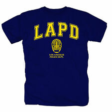 Lapd nypd swat new york city police polizei fbi usa csi law order navy lka S-XXL