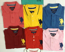 U.S Polo Assn. Men's Polo T-Shirt  at Rs 540 Only
