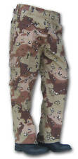 MENS US M65 STYLE COMBAT TROUSER ARMY CARGO BDU MILITARY RANGER WORK PANTS