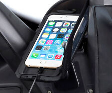 """Scooter 3M Large Adhesive Mount + Waterproof Case for iPhone 6 plus 6s plus 5.5"""""""
