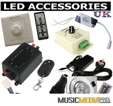 Accessory for LED strips: connectors, controller, distributors, cables, dimmers