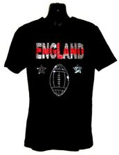 bambini england rugby t shirt disegno con gemme tutte le taglie
