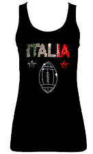 ITALY ITALIA SPORT RUGBY CANOTTE ( CON GEMME) all taglia UK8 - 16