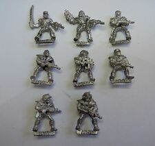 WARHAMMER 40K ROGUE TRADER IMPERIAL GUARD TROOPERS RT205 SERIES