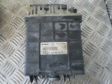 1995 AUDI A4 1.9 TDI ENGINE MANAGEMENT ECU 028906021F  0281001366 / 367