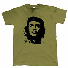 Che Guevara Retro Political Mens T Shirt
