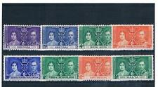GB Stamps - Commonwealth Omnibus issues - 1937 Coronation sets