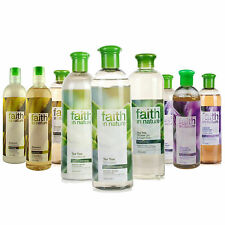 Faith in Nature champú y Acondicionador 400ml pelo