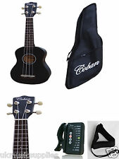 "COLS X 4 Ukulele Complete package 21"", Coban bag, pick, strap, Top Digi tuner*"