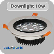 18w LED Ceiling Downlights Angle Adjustment Recessed Spotlights, withTransformer