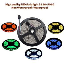 LED Strip light waterproof 5M 5050 300 LED Single colour/RGB SMD 1 YEAR WARRANTY