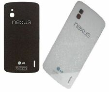 Brand New Back Battery Door Glass Only For Nexus 4 E960 Panel