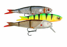 SAVAGE GEAR 4PLAY LIP SCULL KIT 3+1 FISHING PREDATOR PIKE ZANDER BASS LURE BAIT