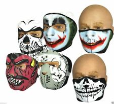 Viper Tactical Neoprene Face Mask Joker Devil Hockey Skull Airsoft Paintball