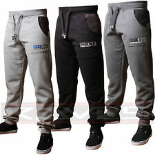 Mens Joggers Jogging Pants Max Edition Texas 2015 sweat tracksuit bottoms