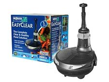HOZELOCK EASYCLEAR ALL IN ONE - 3000, 6000, 9000 FISH POND PUMP UV FILTER
