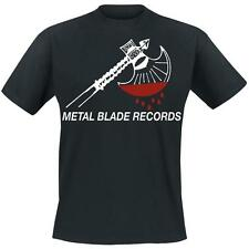 METAL BLADE RECORDS Axe Logo T-Shirt