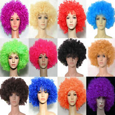Sexy Fashion Wild-Curly Wig Hair Cute Cosplay Costume Anime Hair Full Curly Wig