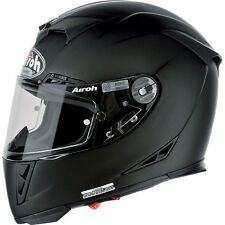CASCO HELMET INTEGRALE AIROH 2017 GP500 COLOR BLACK MATT NERO OPACO MOTO