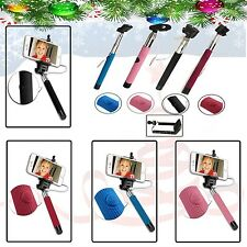 NEW CHRISTMAS,NEW YEAR  GIFT SELFIE STICK MONOPOD WITH AUX CABLE FOR MOST PHONES