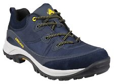 FS701 Amblers Skarn Safety Trainers 6-12 Steel Toecap & Midsole Blue Lightweight