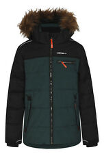 Icepeak SILAS JR Winterjacke Kinder lead grey