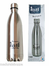 Kaliber Brand Kampus Stainless Steel Vaccum Keeps Hot & Cold Cool Travel Flask